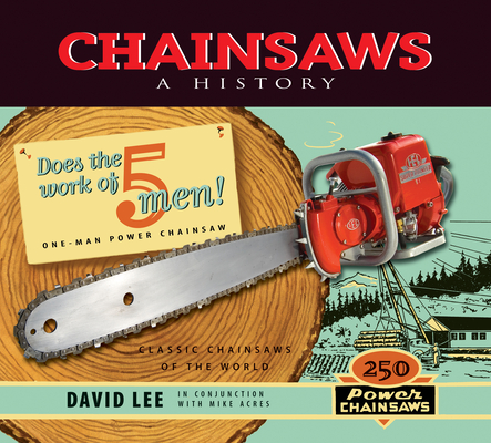 Chainsaws: A History Cover Image