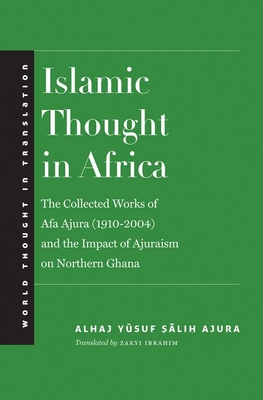 Cover for Islamic Thought in Africa