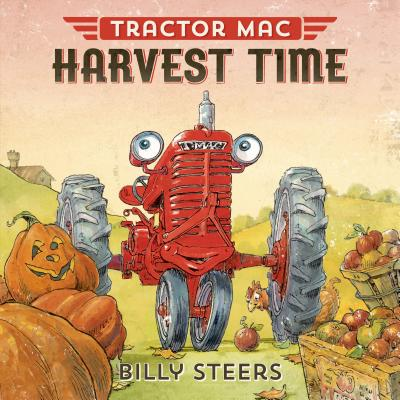 Cover for Tractor Mac Harvest Time