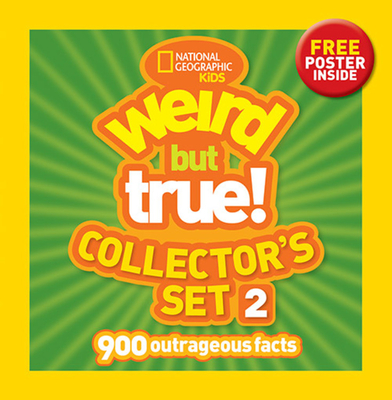Weird But True! Collector's Set 2 Cover