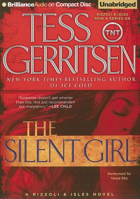 Cover for The Silent Girl