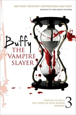 Buffy the Vampire Slayer 3 Cover