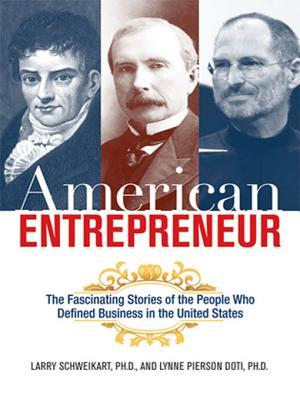 American Entrepreneur Cover