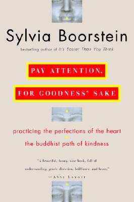 Pay Attention, for Goodness' Sake Cover