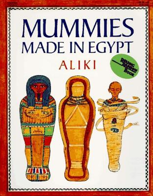 Mummies Made in Egypt Cover Image
