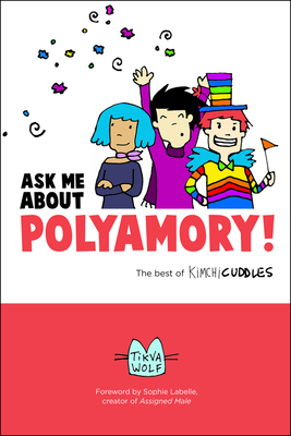 Ask Me about Polyamory Cover