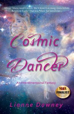 Cosmic Dancer: An Interdimensional Fantasy Cover Image