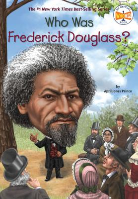 Who Was Frederick Douglass? (Who Was?) Cover Image