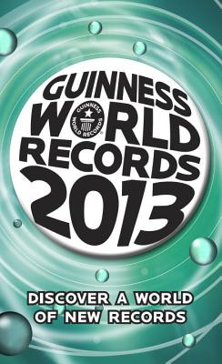 Guinness World Records 2013 Cover