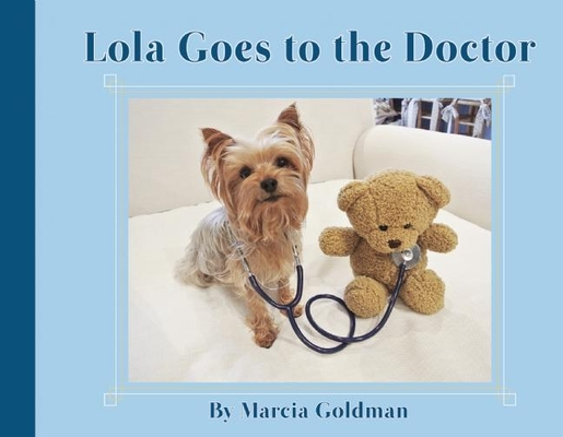 Lola Goes to the Doctor Cover Image