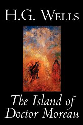 The Island of Doctor Moreau by H. G. Wells, Fiction, Classics Cover Image