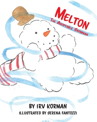 Melton The Adoptable Snowman Cover Image