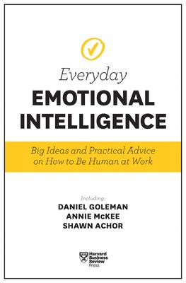 HBR Everyday Emotional Intelligence  cover image