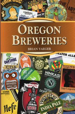 Oregon Breweries Cover