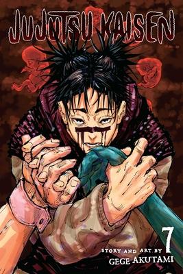 Jujutsu Kaisen, Vol. 7 Cover Image