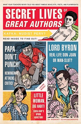 Secret Lives of Great Authors Cover
