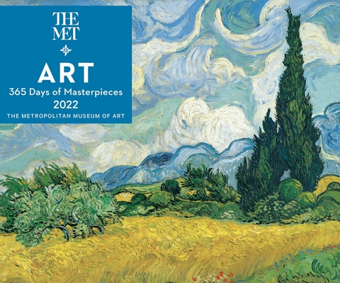 Art: 365 Days of Masterpieces 2022 Day-to-Day Calendar Cover Image