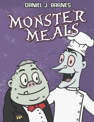 Monster Meals Cover Image