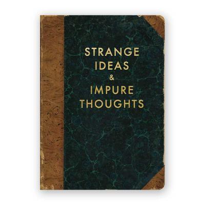 Strange Ideas Journal Cover Image