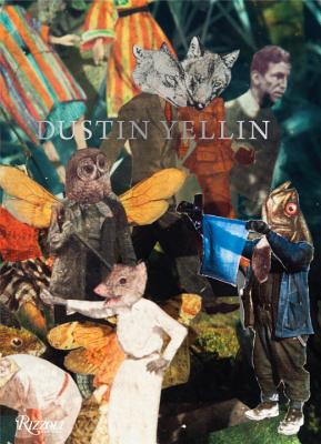 Dustin Yellin: Heavy Water Cover Image