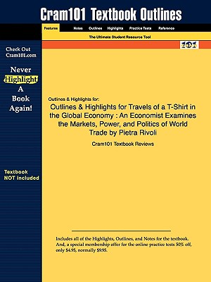 Outlines & Highlights for Travels of A T-Shirt in the Global Economy Cover