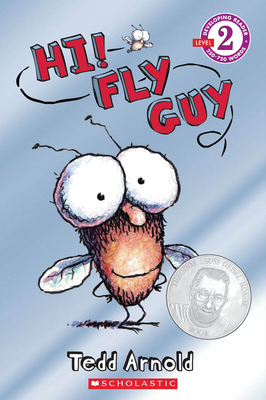Hi! Fly Guy (Scholastic Reader, Level 2): Scholastic Reader! Level 1 Cover Image