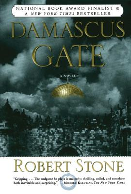 Cover for Damascus Gate
