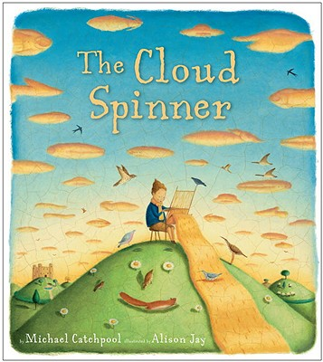 The Cloud Spinner Cover Image