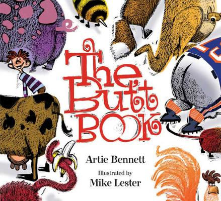 The Butt Book Cover Image