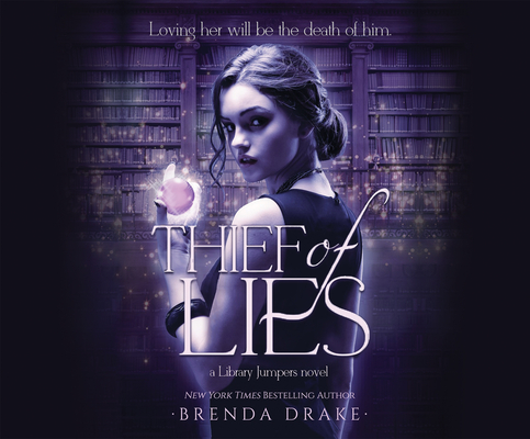 Thief of Lies (Library Jumpers #1) Cover Image