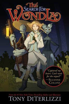 The Search for Wondla, Book 1 Cover