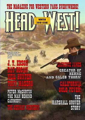 Head West! Issue Two Cover Image