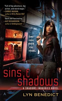 Cover for Sins & Shadows (A Shadows Inquiries Novel #1)