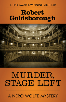 Murder, Stage Left Cover Image
