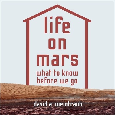 Cover for Life on Mars