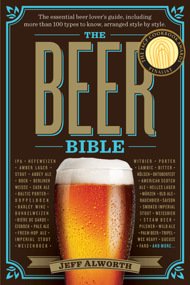 The Beer Bible Cover Image