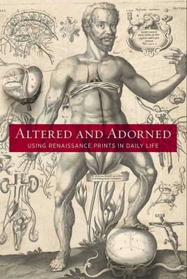 Cover for Altered and Adorned