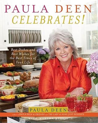 Paula Deen Celebrates! Cover