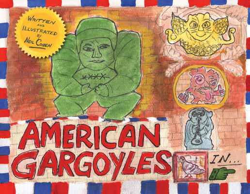 American Gargoyles: Save the Wentworth Cover Image
