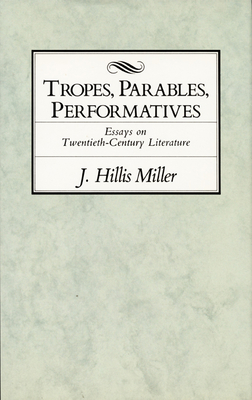 Cover for Tropes, Parables, and Performatives