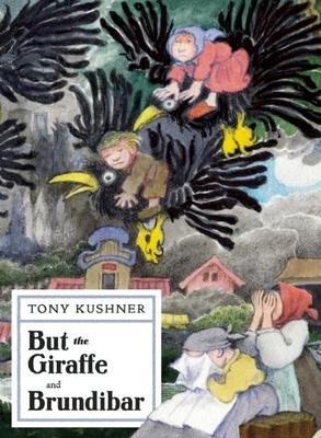 But the Giraffe & Brundibar Cover