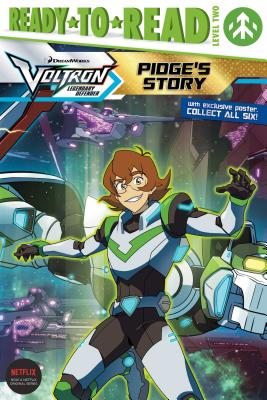 Pidge's Story (Voltron Legendary Defender) Cover Image