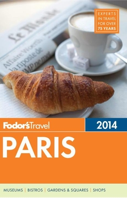 Fodor's Paris 2014 Cover