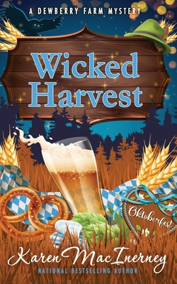Wicked Harvest (Dewberry Farm Mysteries #6) Cover Image