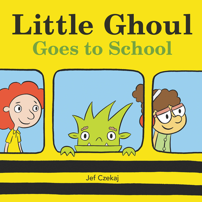 Little Ghoul Goes to School Cover Image