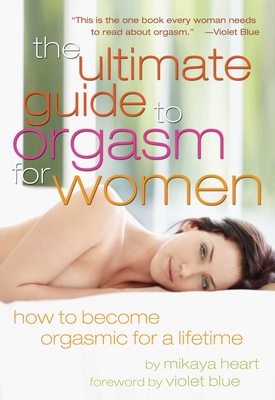 The Ultimate Guide to Orgasm for Women Cover