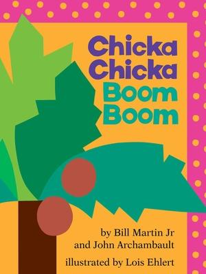 Chicka Chicka Boom Boom: Classroom Edition (Chicka Chicka Book, A) Cover Image