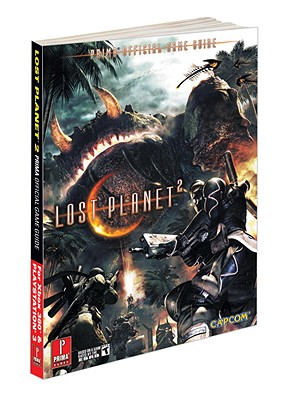 Lost Planet 2 Cover