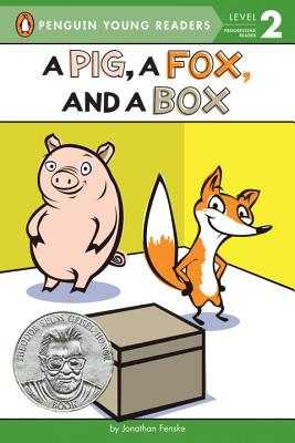 A Pig, a Fox, and a Box (Penguin Young Readers, Level 2) Cover Image