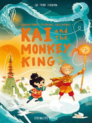 Kai and the Monkey King (Brownstone's Mythical Collection #3) Cover Image